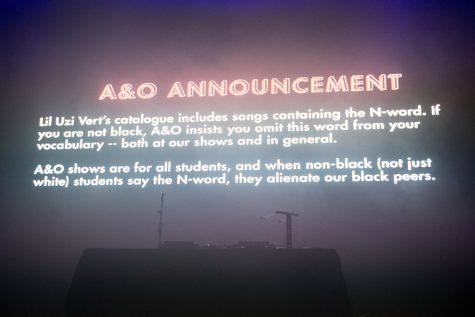 Reed: Disregard of N-word warning at A&O Blowout disgraceful