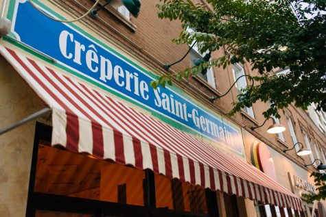 New breakfast concept to replace Creperie Saint Germain