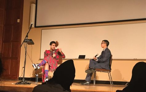 Poet discusses challenges transgender people of color face at APAC, SASA event