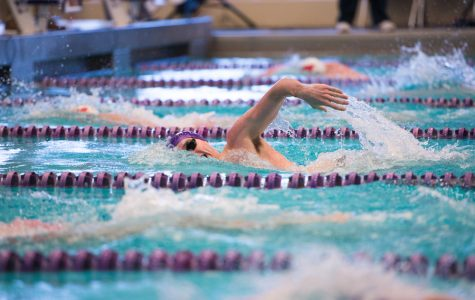 Men's Swimming: Wildcats face tough slate against Peach State foes