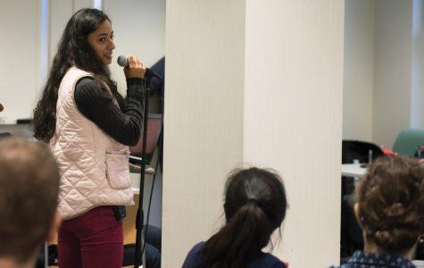 Students, administrators talk textbook costs at community dialogue