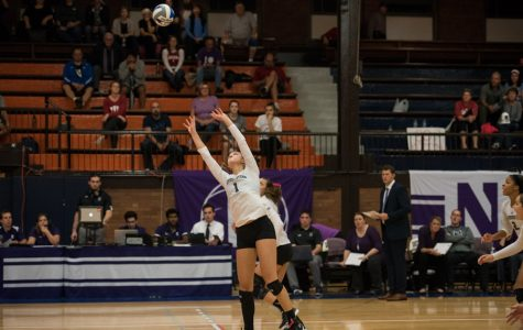 Volleyball: Northwestern ready for packed conference weekend