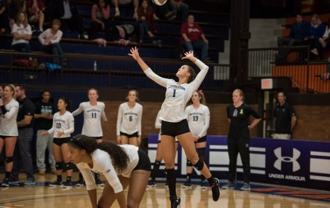 Volleyball: Northwestern looks for upset in weekend road trip