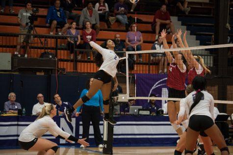 Volleyball: Northwestern falls to Nebraska, Iowa in straight sets
