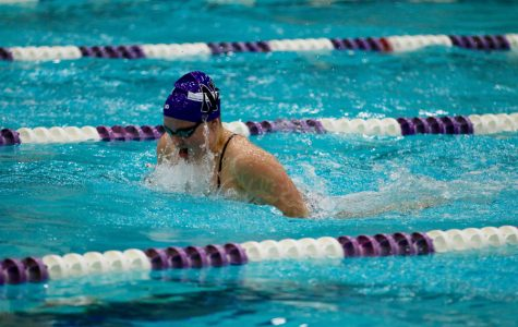 Women's Swimming: Northwestern dives into new season hopeful for improvement