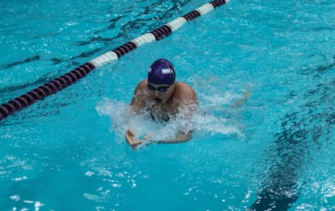 Women's Swimming: Northwestern falls to 2 Georgia foes