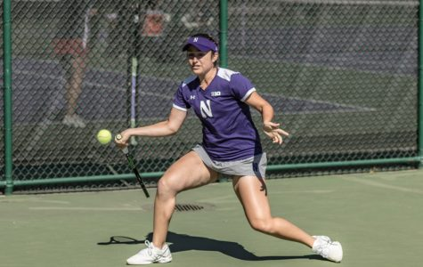 Women's Tennis: Northwestern doubles teams roll through Midwest Regionals