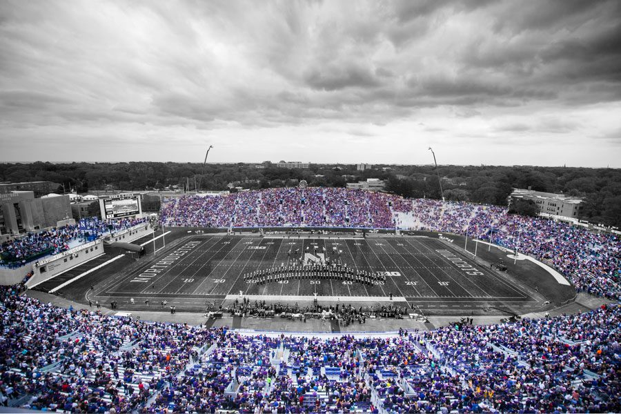 Football: After years of barren bleachers, fans gradually return to Ryan Field