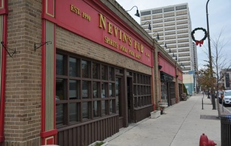 Alfaro: Goodnight Nevin's, you will be missed