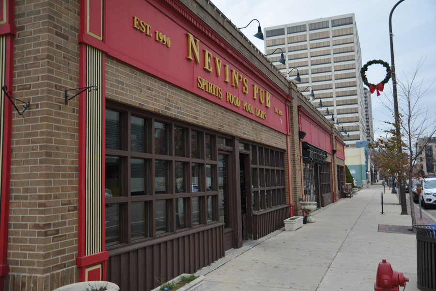 Tommy Nevin's Pub, 1454 Sherman Ave., will close Nov. 22. The bar has served generations of Northwestern students since 1990.
