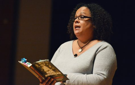 California author talks growing up biracial in America at ETHS event