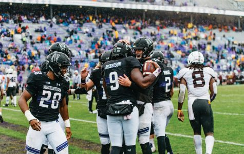 Captured: Football Senior Day 2017