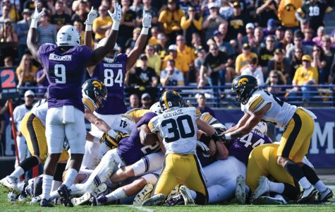 Football: Northwestern ranked No. 25 in College Football Playoff rankings