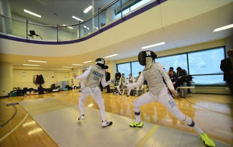Fencing: Northwestern to start season at competitive Elite Invitational