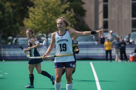 Field Hockey: Northwestern's season ends with NCAA quarterfinals loss to Michigan