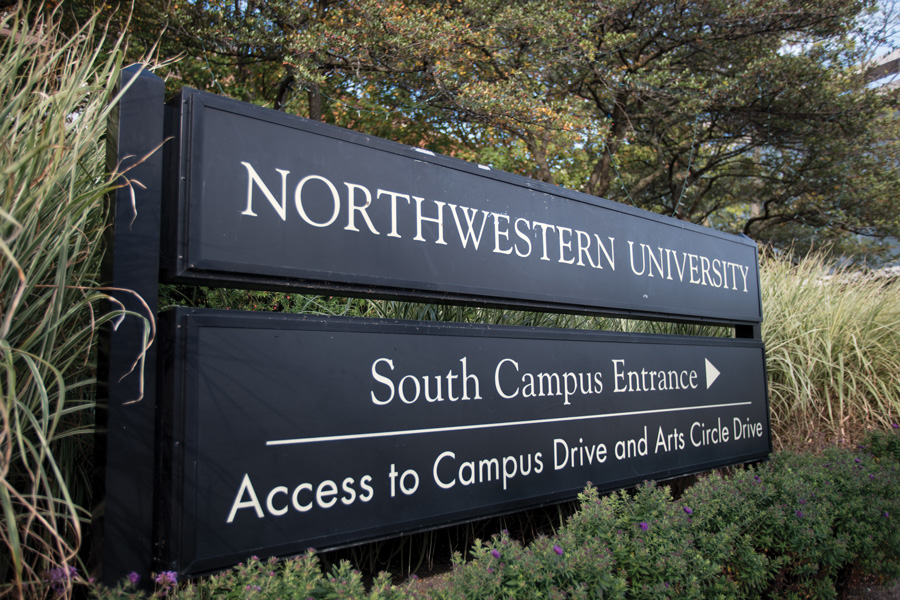 Northwestern University. NU donated $1 million to Evanston's Good Neighbor Fund for the third year in a row to help support some municipal projects and services.