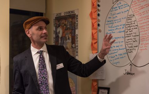 Nontraditional Evanston school hosts grand opening, ribbon-cutting ceremony