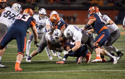 Football: Northwestern's defense shuts down Illinois in lopsided win