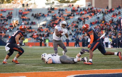 Rapid Recap: No. 22 Northwestern 42, Illinois 7