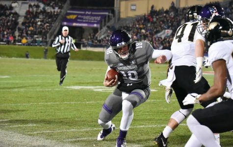 Rapid Recap: No. 25 Northwestern 23, Purdue 13