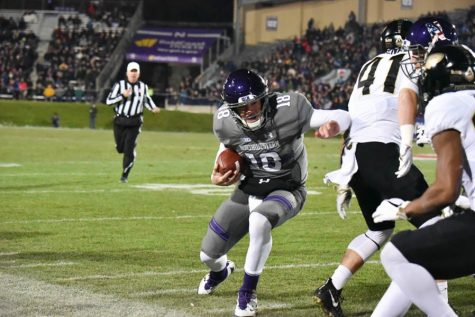 Rapid Recap: No. 25 Northwestern 23, Purdue 13