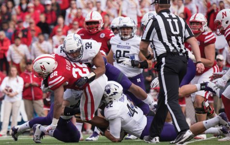 Football: In breakout seasons, pair of Northwestern linebackers take play to new heights