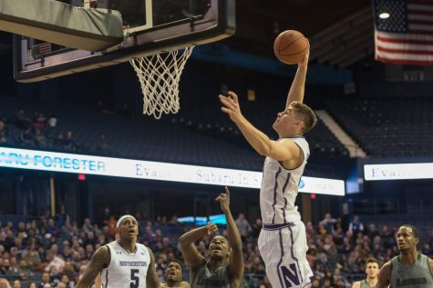 Men's Basketball: Wildcats cruise to nonconference victory over St. Peter's