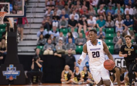 Men's Basketball: Northwestern prepares for season opener against Loyola