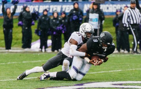 Football: Firing on all cylinders, No. 23 Northwestern blanks Minnesota 39-0