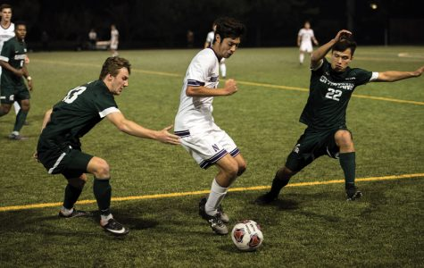 Men's Soccer: Northwestern's season ends in loss to top-seeded Michigan