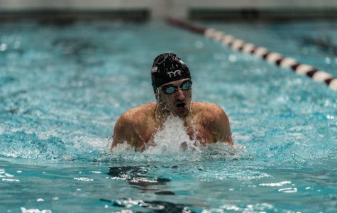 Men's Swimming: Northwestern hosts Wisconsin in Big Ten opener