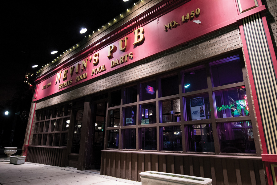 Tommy Nevin's Pub is a popular bar on Thursday nights — at least for now. On Monday, Evanston City Council approved plans by Albion Residential to build a 15-floor tower that will result in the closure of the bar.