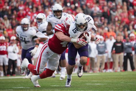 Football: Northwestern beats Nebraska 31-24, earns third consecutive OT win