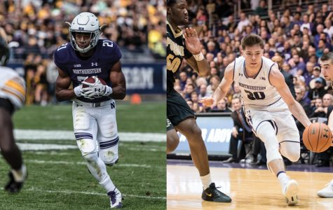 Point-Counterpoint: Looking at Jackson, McIntosh's Northwestern careers