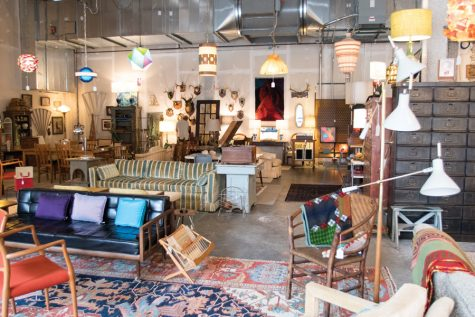 New Evanston pop-up store features antiques, home accessories