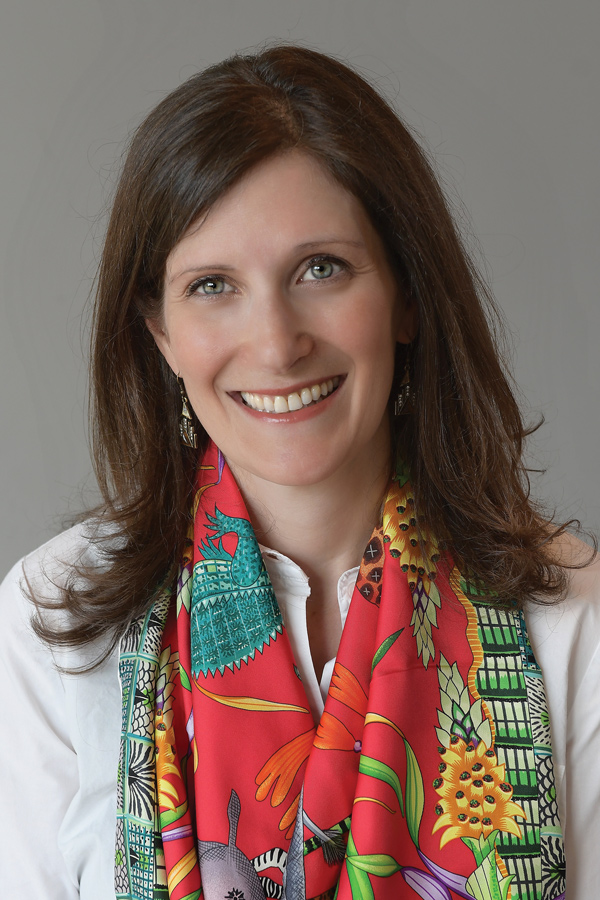 Julie Porter.