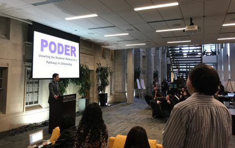 Pritzker School of Law students unveil petition in support of DACA