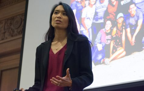 QuestBridge co-founder discusses growth, program's importance at Northwestern talk