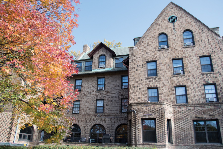 Sigma Alpha Epsilon fraternity's former house on Northwestern's campus. In an email sent out on Monday, Panhellenic Association encouraged members to report to the Office of Student Conduct or PHA if they see Sigma Alpha Epsilon continuing to operate on campus.