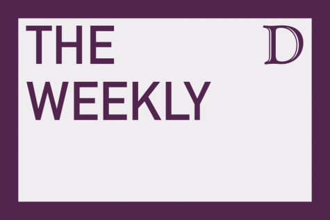 The Weekly Podcast: Marginalized Voices in Comedy and Family Weekend