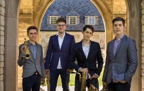 Bienen-born saxophone quartet to perform first professional gig