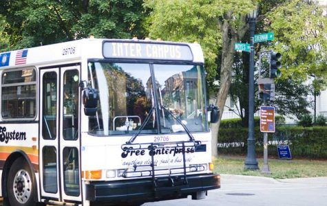Intercampus shuttles to offer free Wi-Fi next quarter