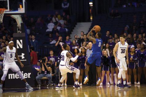 Men's Basketball: Wildcats' defensive shortcomings evident in loss to Creighton