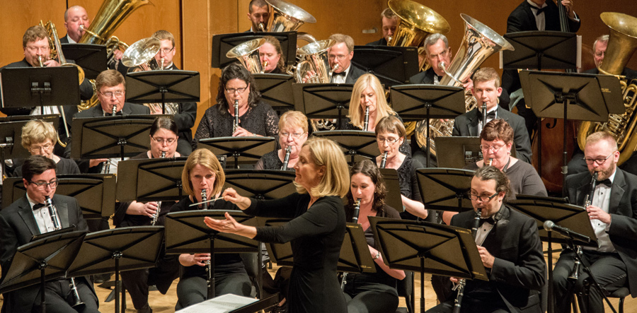 "The Northshore Concert Band will open its 62nd season on Nov. 5 at Pick-Staiger Concert Hall. The fall performance is titled ""Star Wars: A New Hope."""