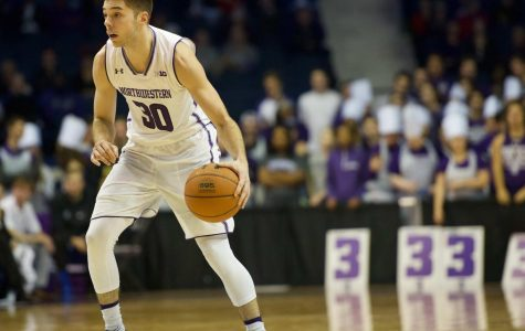 Men's Basketball: No. 20 Northwestern railroaded by Texas Tech