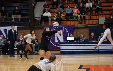 Volleyball: Wildcats prepare for weekend road trip to Michigan