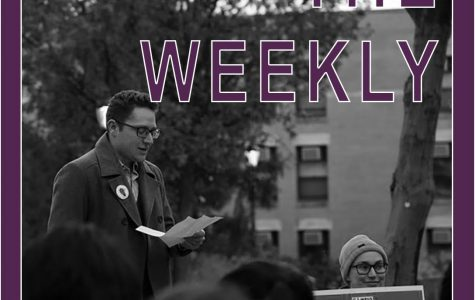 "The Weekly Podcast: A Rally for faculty, protests on campus and ""falling into fall"""