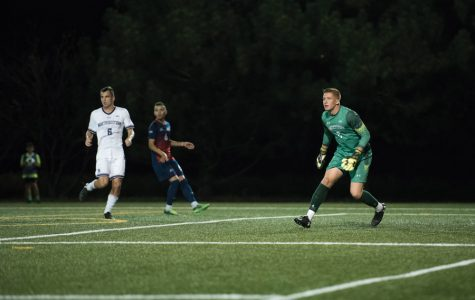 By coming out, men's soccer player Robbie White makes history