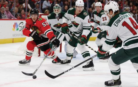 Evanston-born Tommy Wingels returns to Chicago as Blackhawks forward