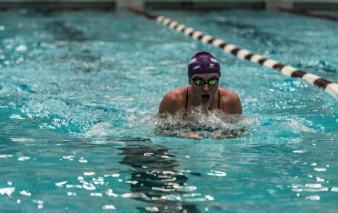 Women's Swimming: Northwestern to continue season against No. 18 Wisconsin